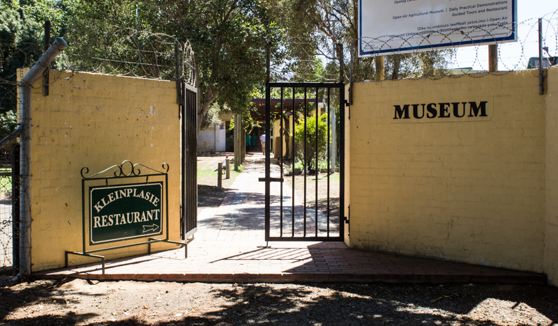 Kleinplasie Open Air Museum in Worcester