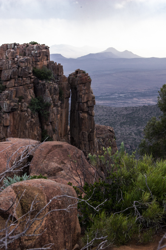 Valley of Desolation, Graaff Reinet