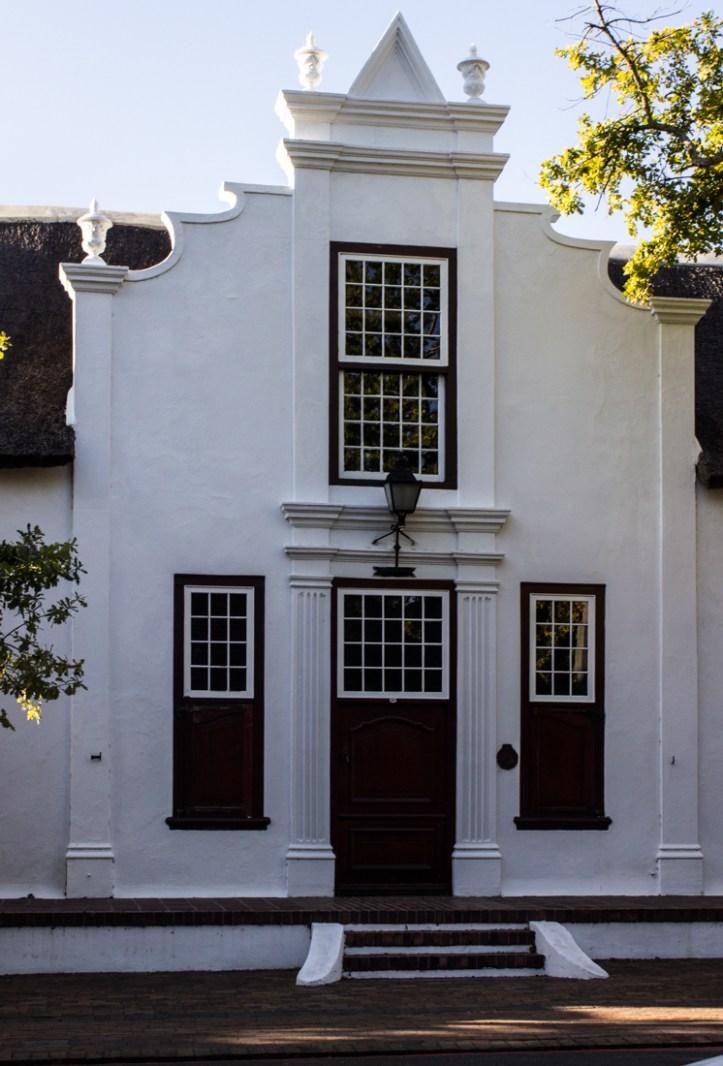 Ackermann House, Stellenbosch