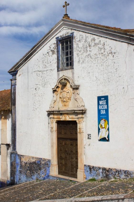 The Church of the Misericordia, Alandroal
