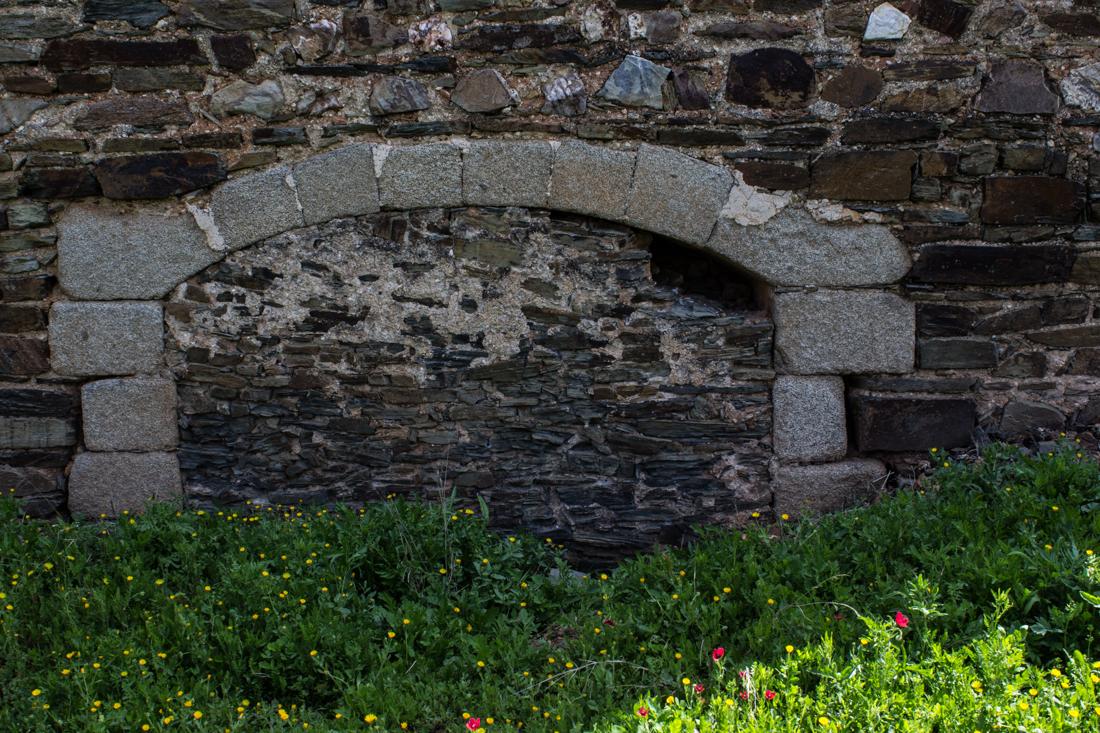 The Traitors' Gate, Terena Castle