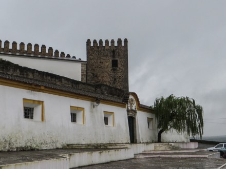 The Castle of Campo Maior