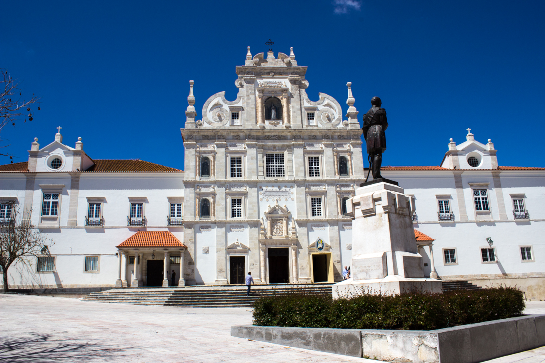 The Cathedral in Santarem