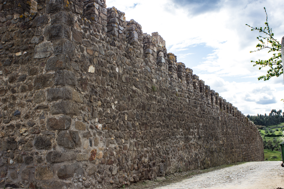 Amiera Castle Wall