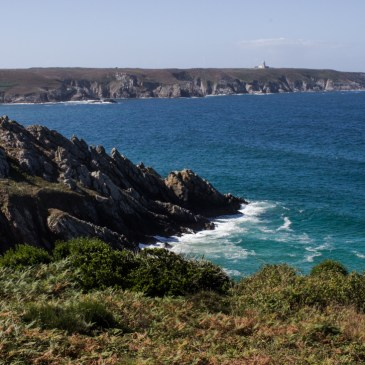 Pointe du Van on the edge of Brittany