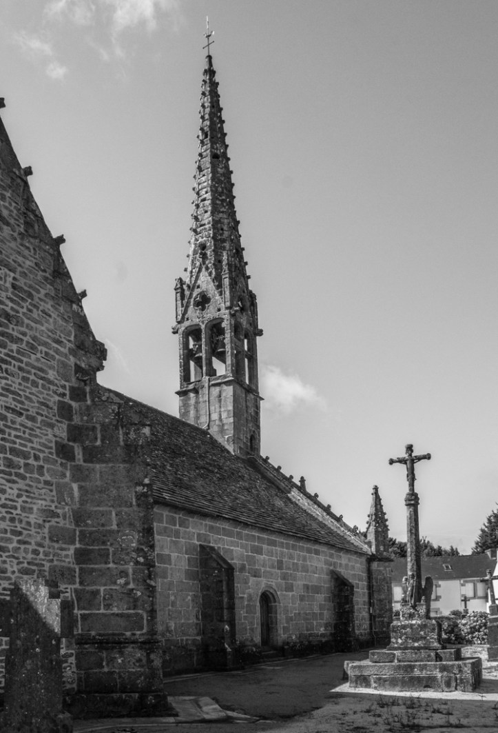 The Church of Notre Dame, Brennilis