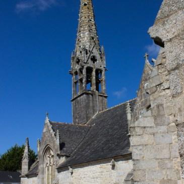 Brennilis Church