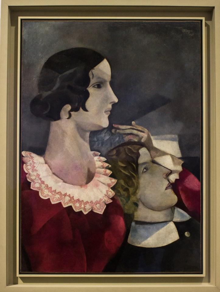 Les Amoureux en Gris (1916-17)