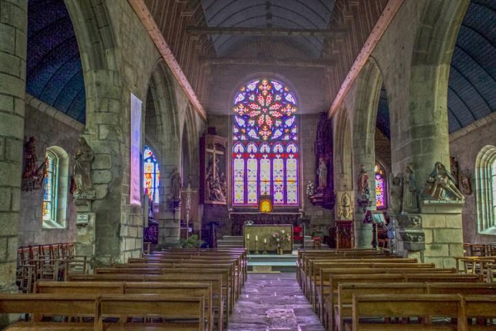 Pencran Church