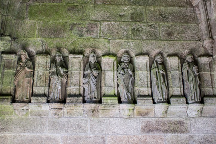 The Saints in the South Porch, Pleyber Christ