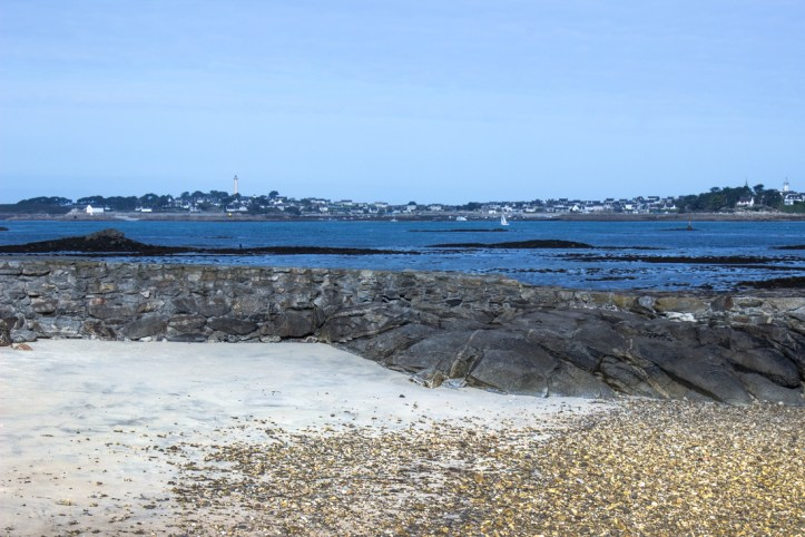 The Ile de Batz from Roscoff