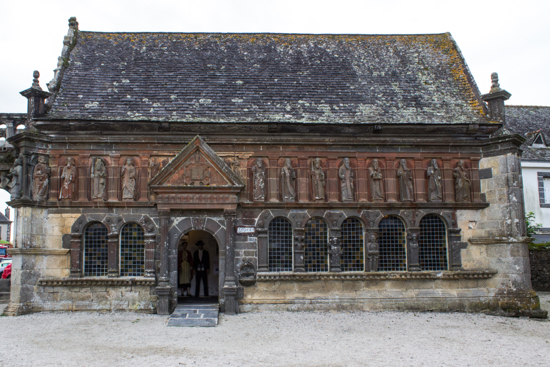 The Ossuary of The Church of St Suliau, Sizun