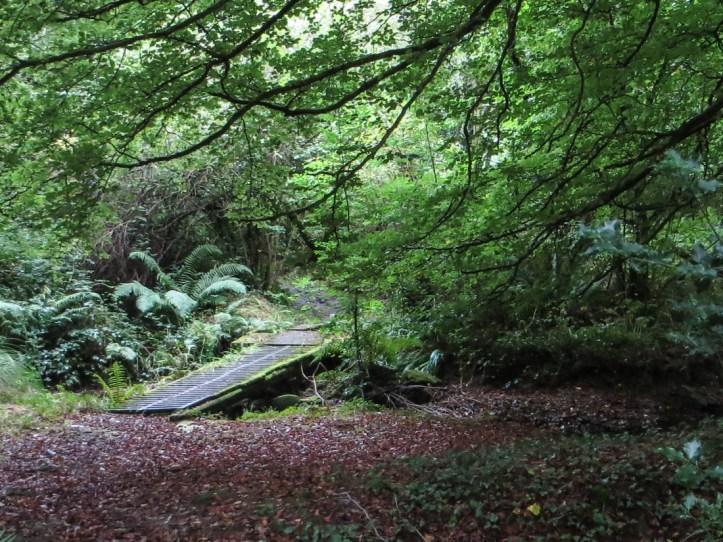 La Vallee Perdue walk