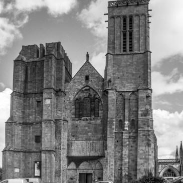 The Cathedral of St Samson, Dol de Bretagne