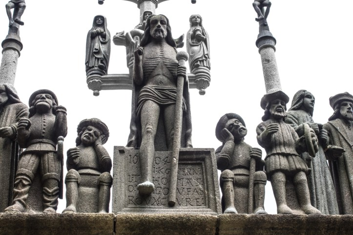 The Calvary at Plougastel Daoulas
