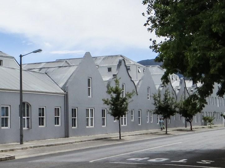 Hugo's old Jam Factory in Bain Street, Wellington
