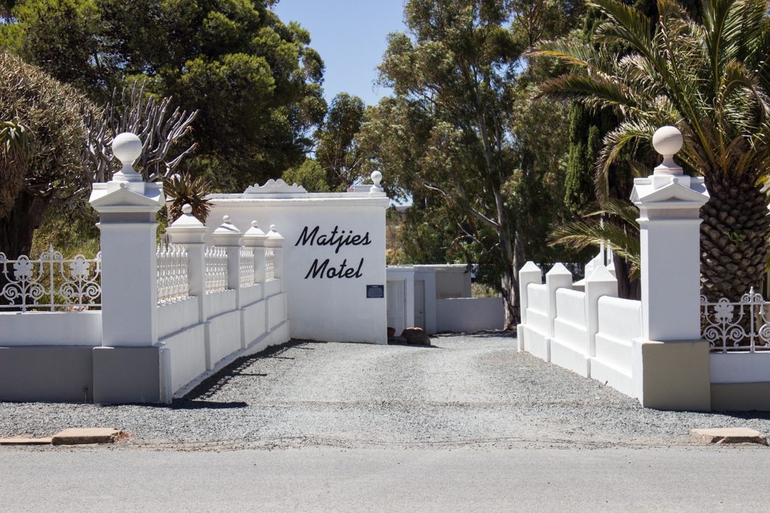 Matjiesfontein Motel
