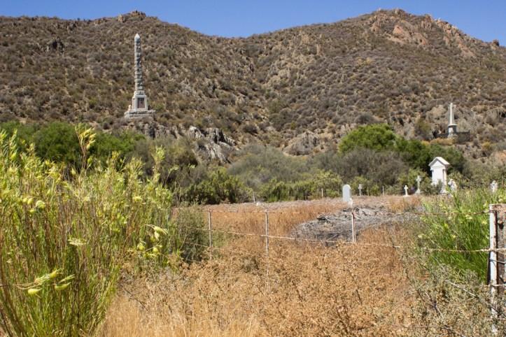 Matjiesfontein Graveyard