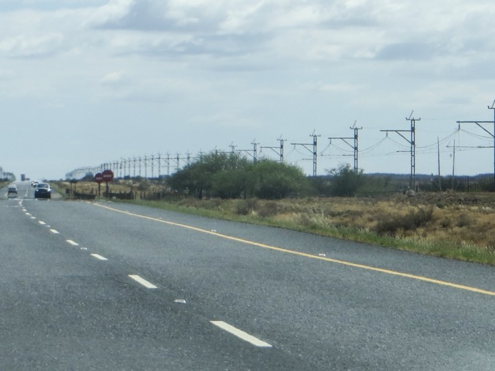The N1 between Matjiesfontein & Beaufort West