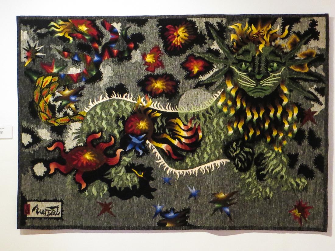 Le Lion de Daniel (1963), Jean Lurcat