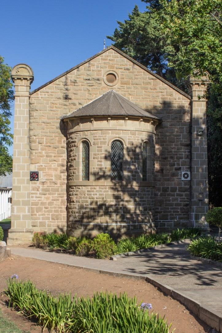 The Synagogue, Oudtshoorn