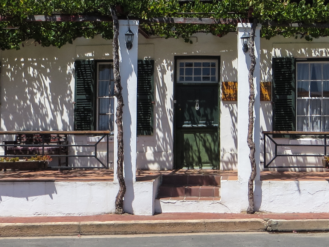No.7 Queen Street, Port Wine Guest House (1880s)