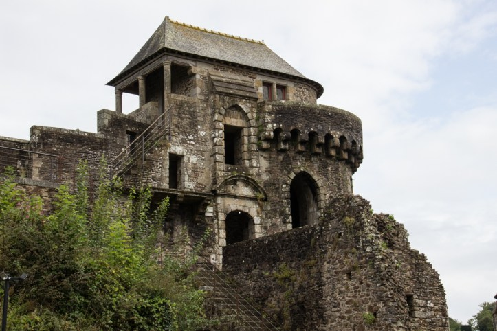 Tour de Coigny, Fougeres Castle