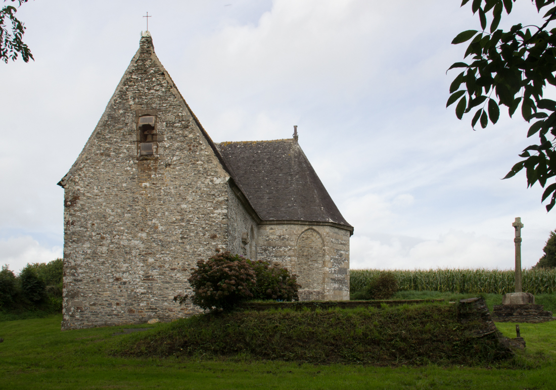 The Chapel of Loc-Ildut