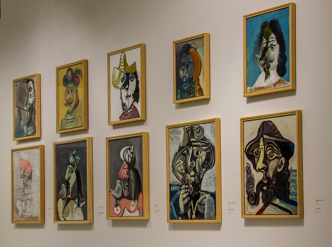 Picasso Exhibition in Landerneau