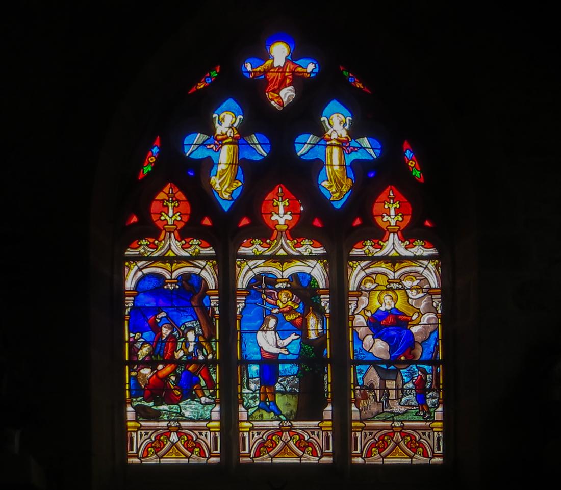 The Chapel of Notre Dame en Haut