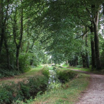 A circular walk around Le Quillio