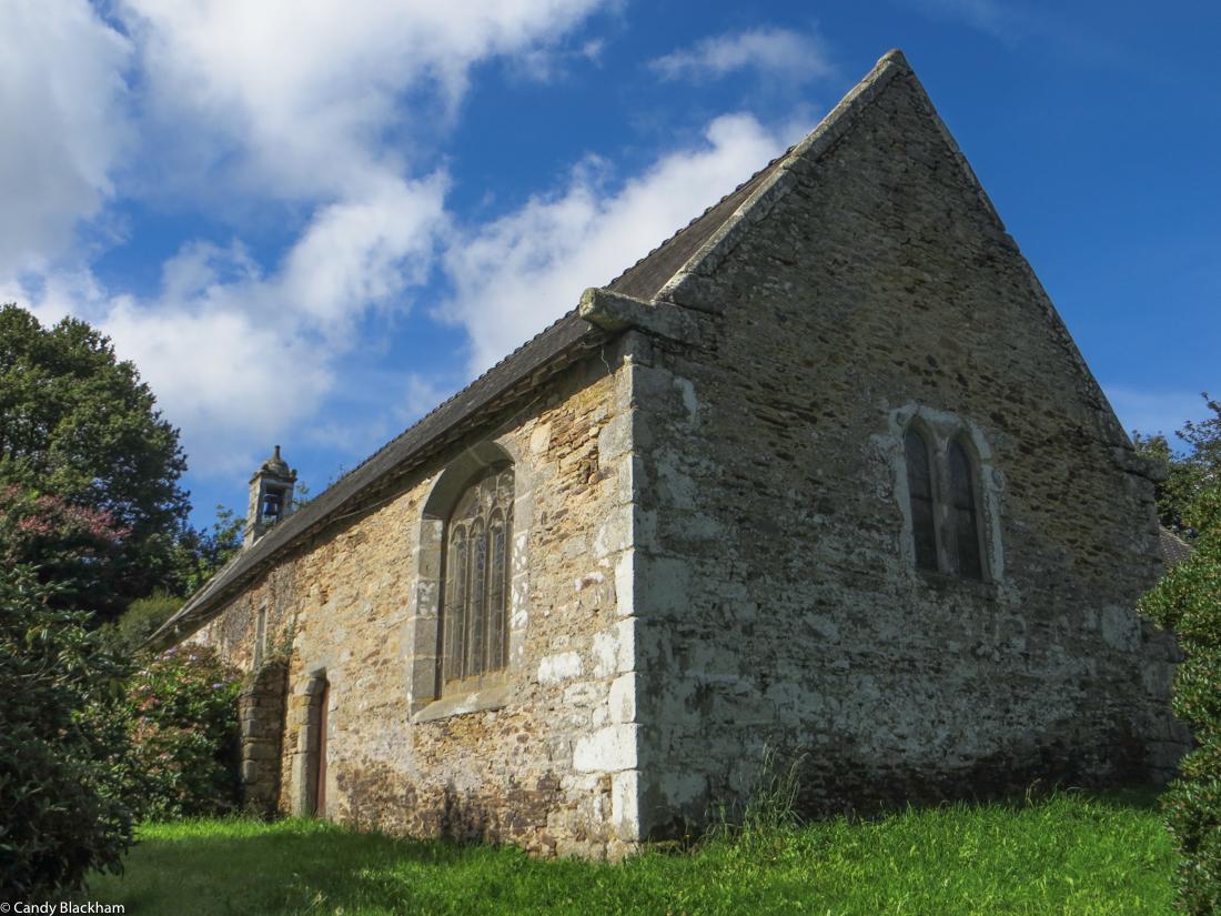 The Chapel of St Maudez