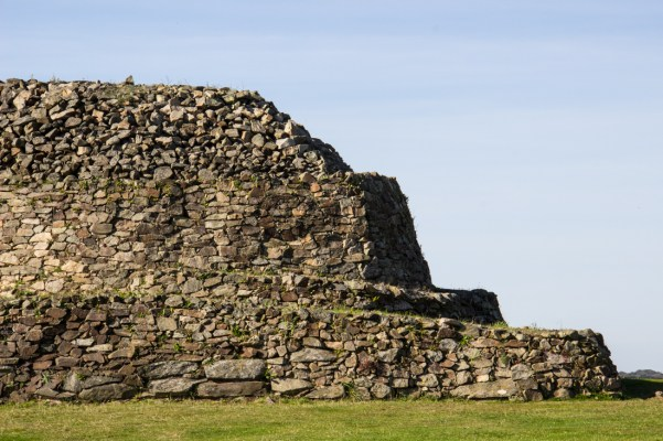 The Cairn at Barnenez