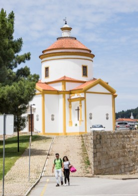 The Church of the Calvary, Portalegre