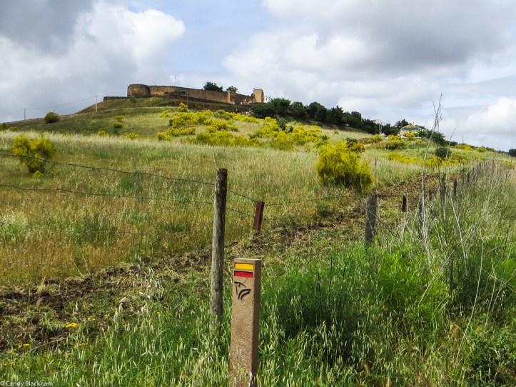 The Castle of Ouguela