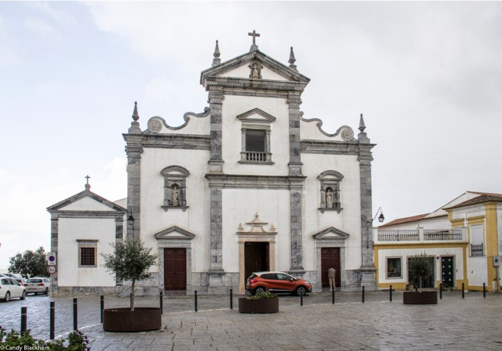 The Cathedral of Beja