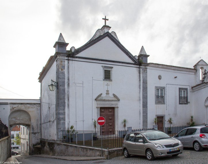 Church of Our Lady of Joy, Beja