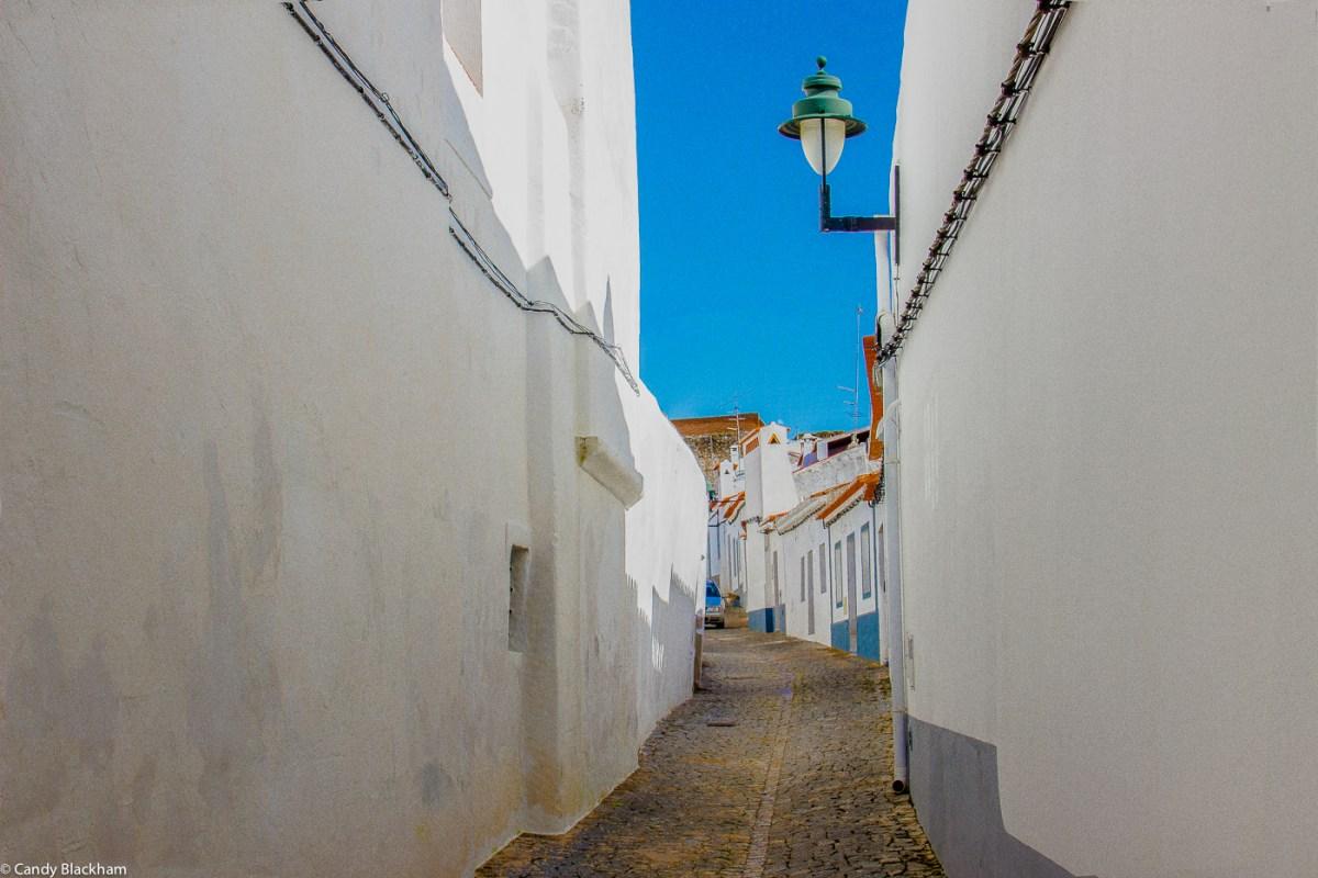 A street in Serpa