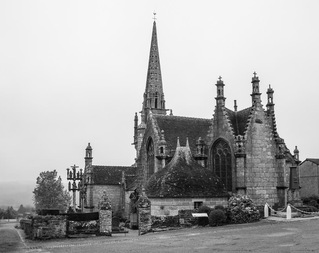 The Church of St Melar, Locmelar