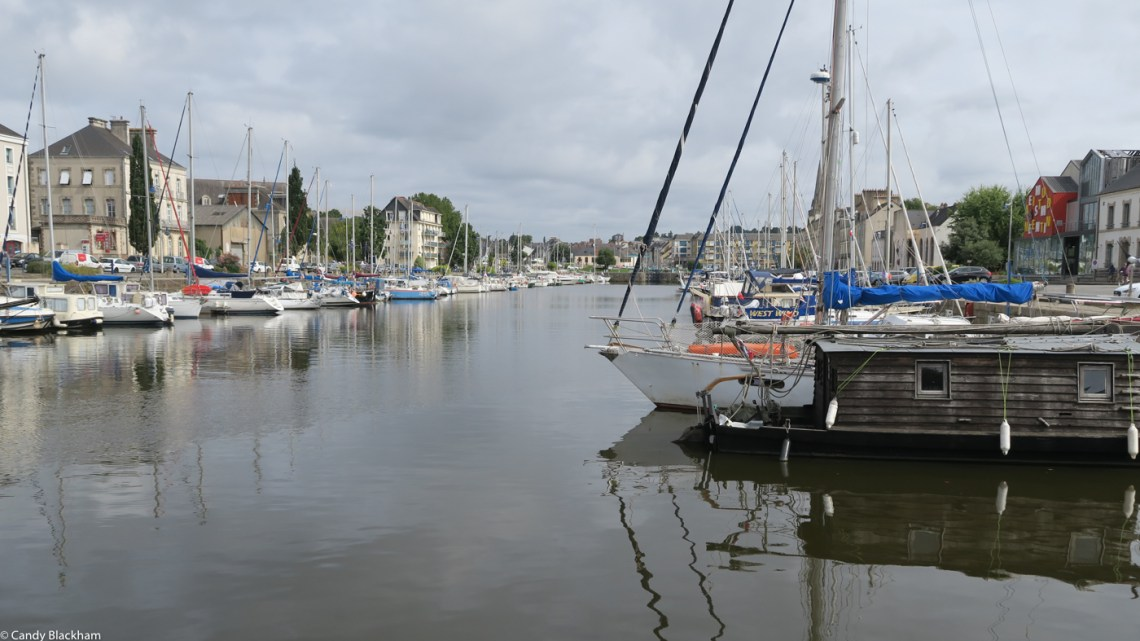 The Port in Redon