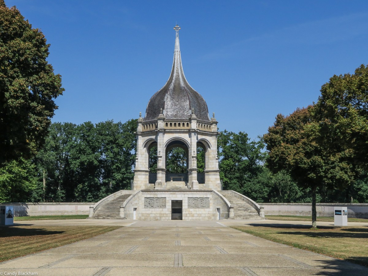 WWI Memorial to the dead of Brittany