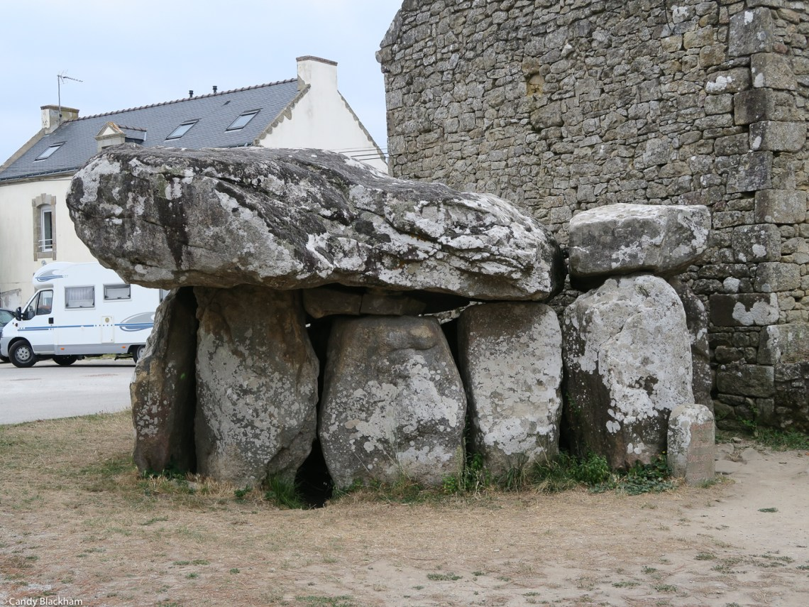 The Dolmen of Crucuno