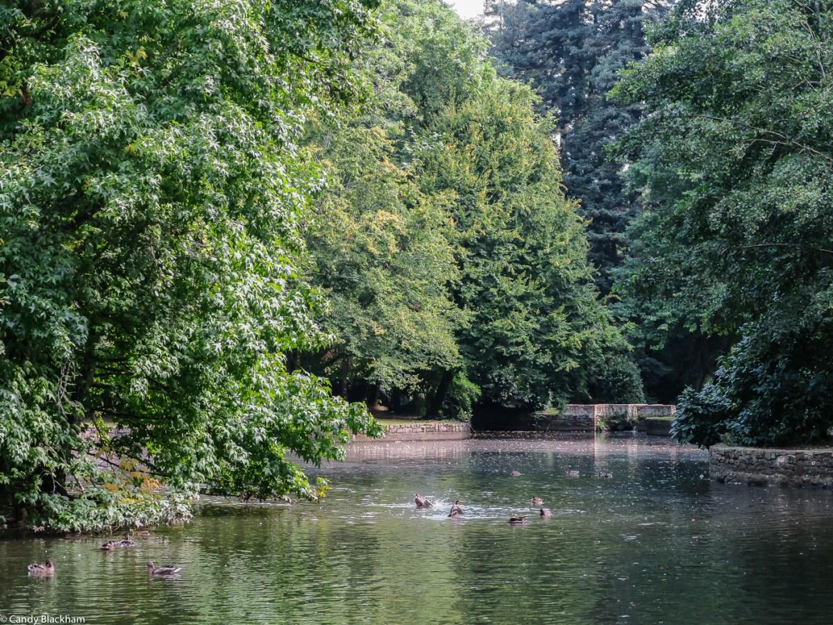 Park de Kerbihan, Hennebont