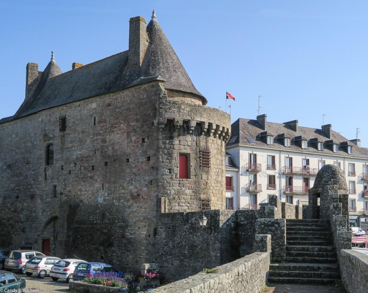 The Porte de Broerec of Hennebont