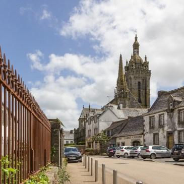 The Parish Enclosure of St Thegonnec in Brittany