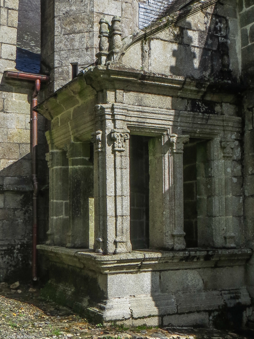 The Ossuary, St Herbot