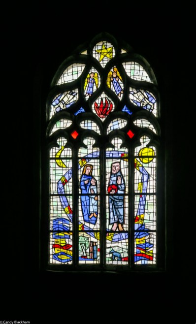 Stained glass, Le Bihan Studio?