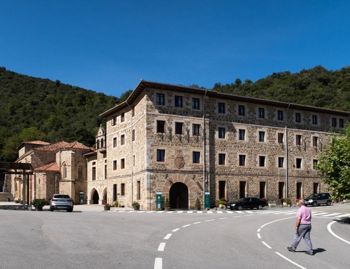 The Monastery of San Toribio