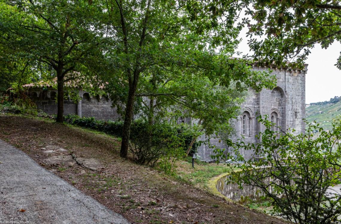 Romanesque Monasteries and Churches near Chantada
