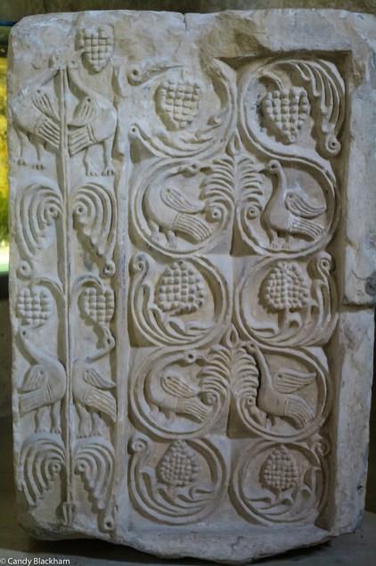 Visigothic motifs? In San Miguel de Eslonza